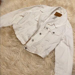 Vintage Levi's cropped jacket